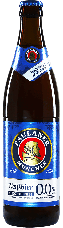 Paulaner Weissbier 0,0%